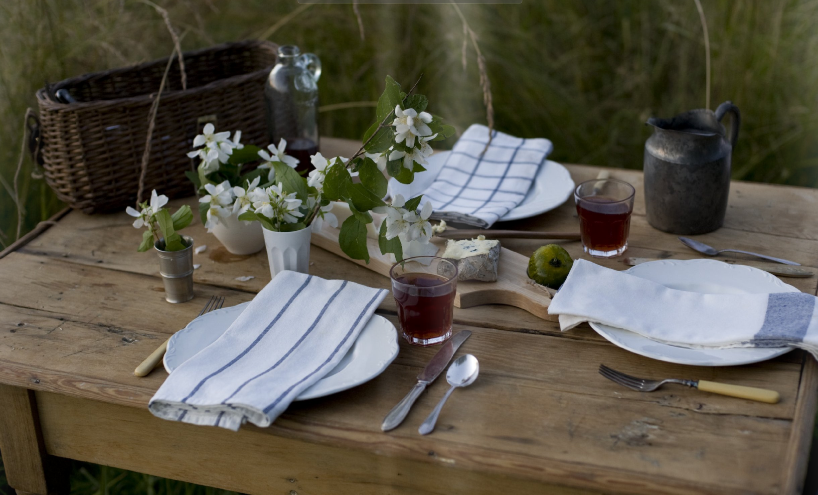 Summer Table Style For Under 50p Decorator S Notebook