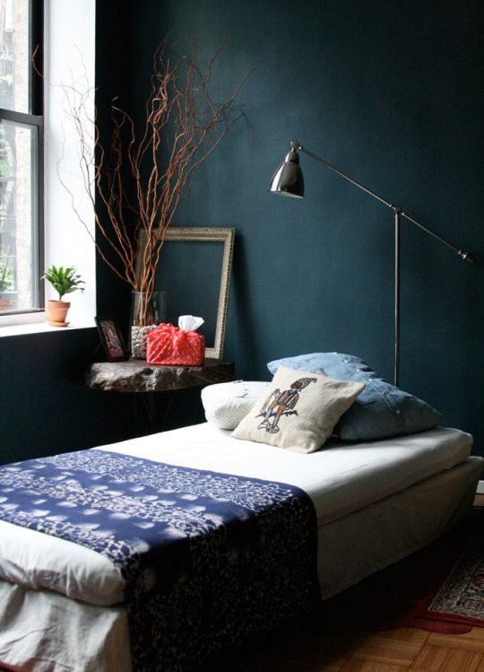 Blue blue electric blue that 39 s not the colour of my for Electric blue bedroom ideas