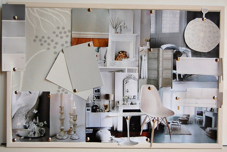 Grey And White Living Room Moodboard3