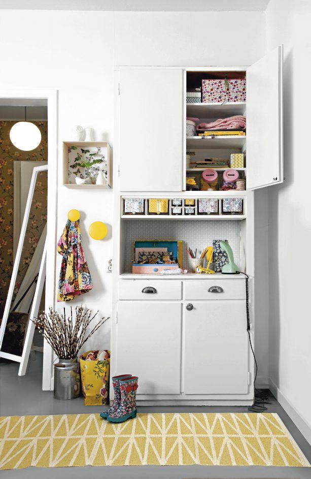 Entryway Storage | The Storage Cabinet