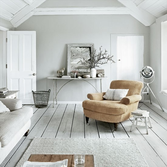 99 Beautiful White And Grey Living Room Interior: If I Died And Went To Vintage Grey Heaven...