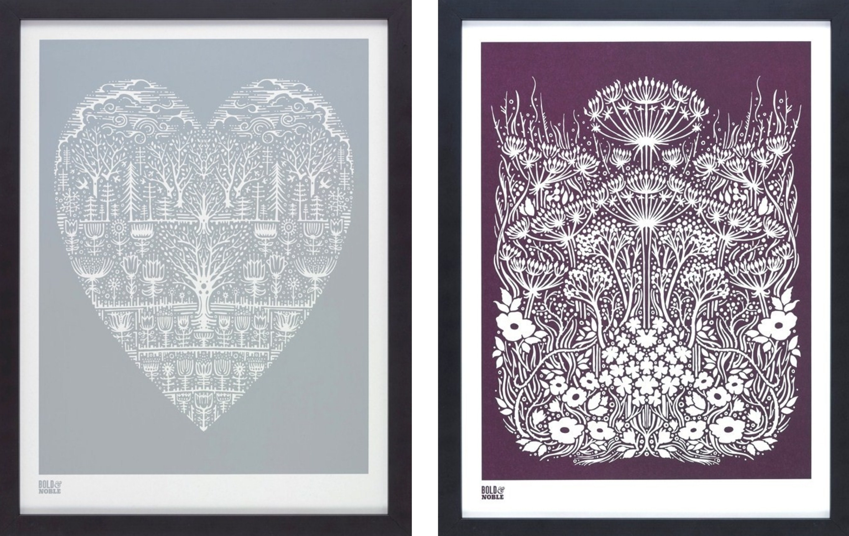 New screenprints by bold noble decorators notebook these prints are a gumiabroncs Images