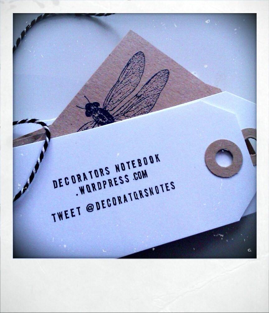 Business card diy decorators notebook blog all decorators notebook magicingreecefo Images