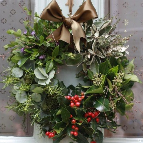 10 Best Christmas Wreaths To Make And Buy Decorator 39 S