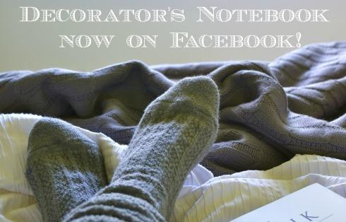 Decorator's Notebook Facebook