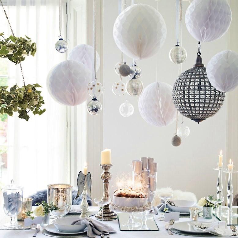 Decorator S Notebook Blog: 5 Best Simple Christmas Centrepiece Ideas