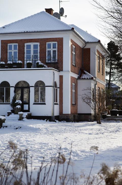 arts and crafts villa Denmark