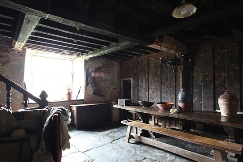 16th century welsh farmhouse
