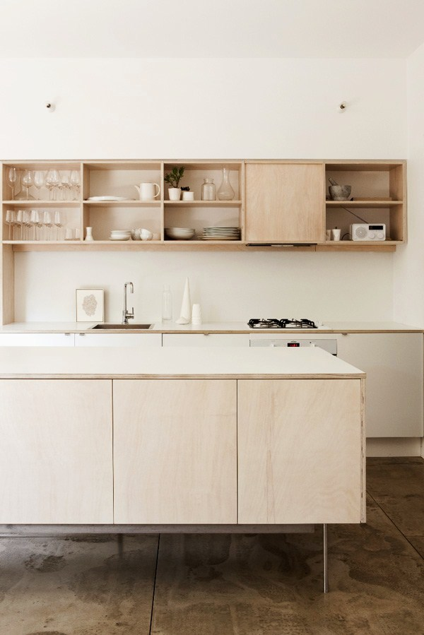 Cheap And Stylish Kitchen Design Its As Easy As Ply Decorators