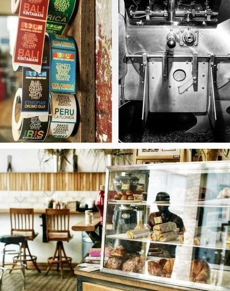 vintage style restaurant design Good Company magazine