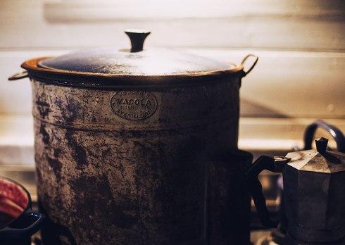 cooking pot whole larder love