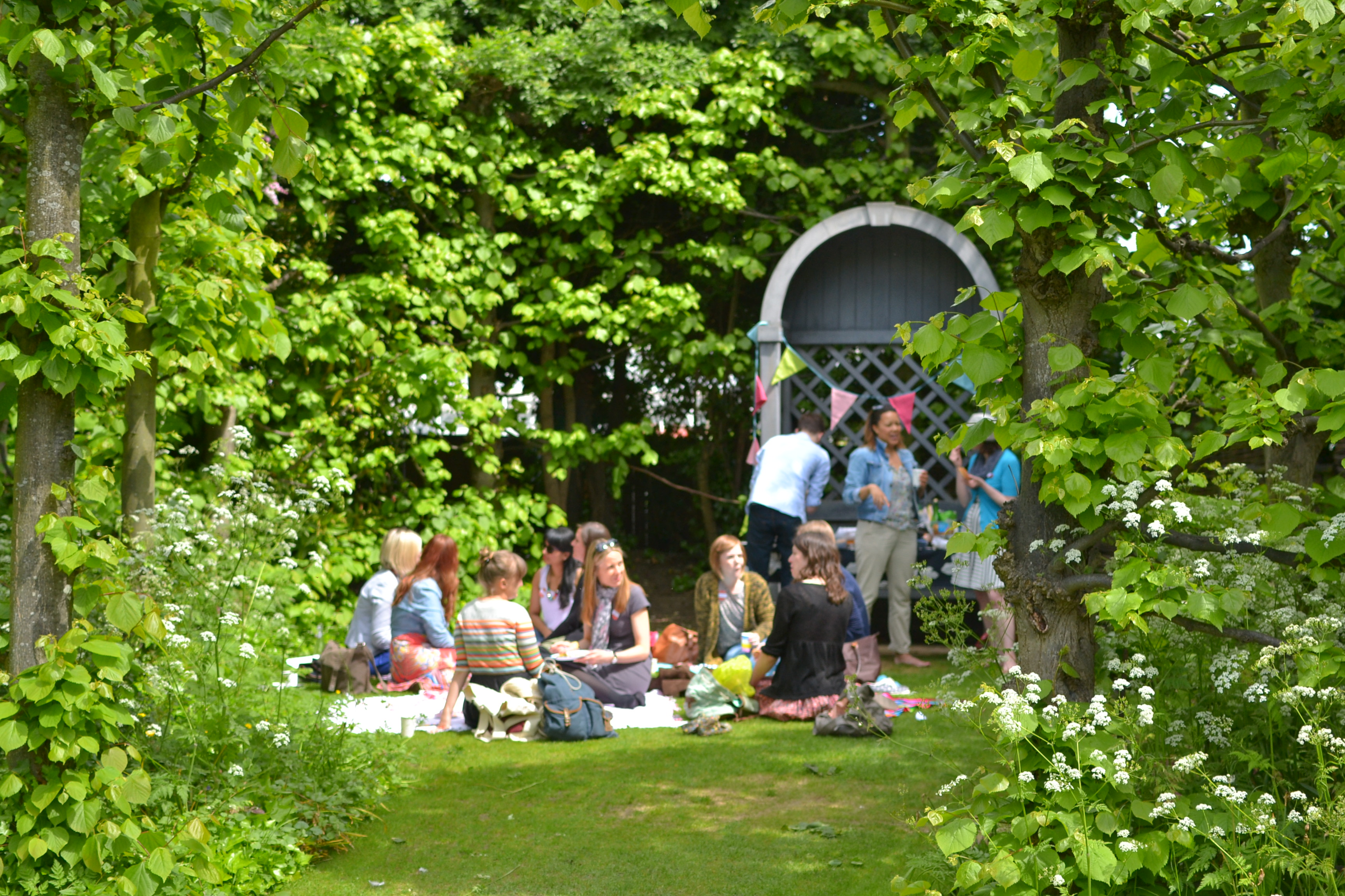 blognic bloggers picnic 2013