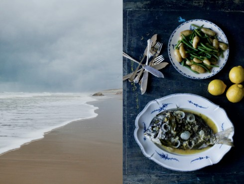 seabream recipe manger