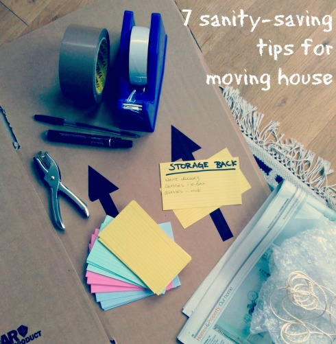 7 tips for moving house Decorator's Notebook blog