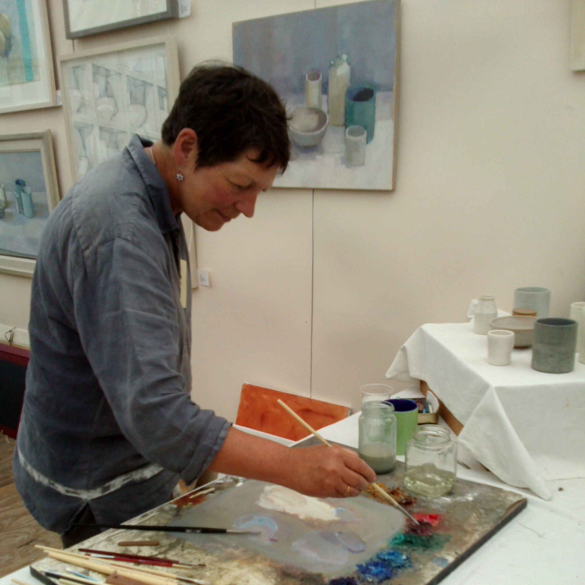 Decorator S Notebook Blog: Getting Creative At Art In Action