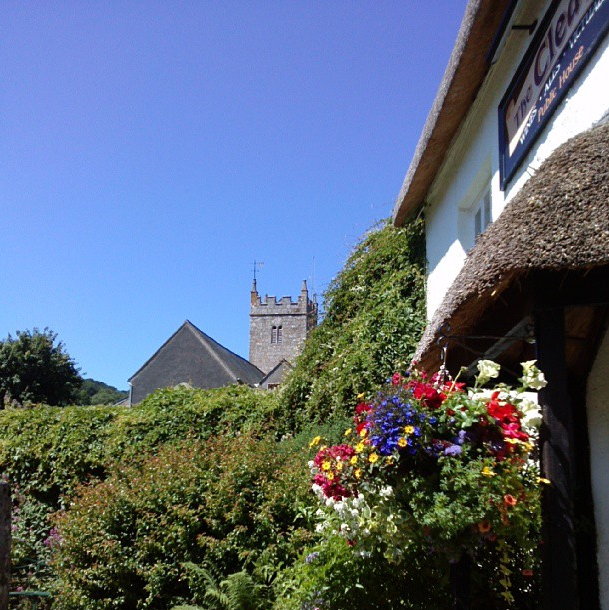 the cleave pub dartmoor
