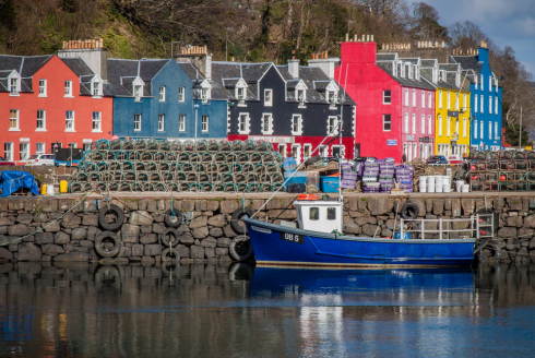 Tobermory by Ken Gillies