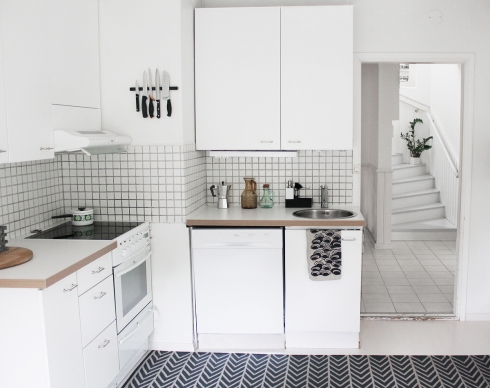 white scandi kitchen ada and ina