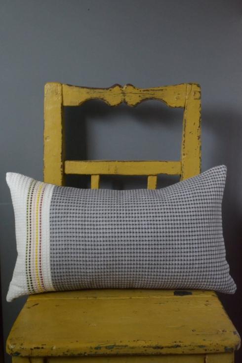 Burren Waffle cushion - £60 - Decorator's Notebook Shop