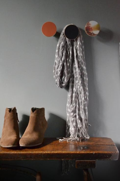 Landscape coat hooks - £45 set of 3 - Decorator's Notebook Shop