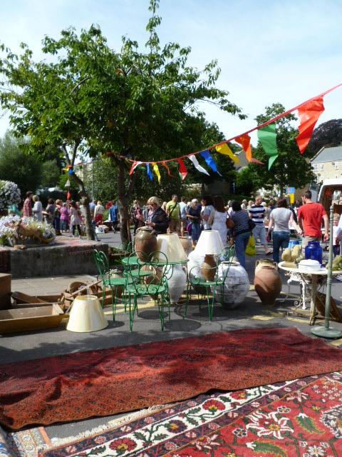 Frome flea vintage market
