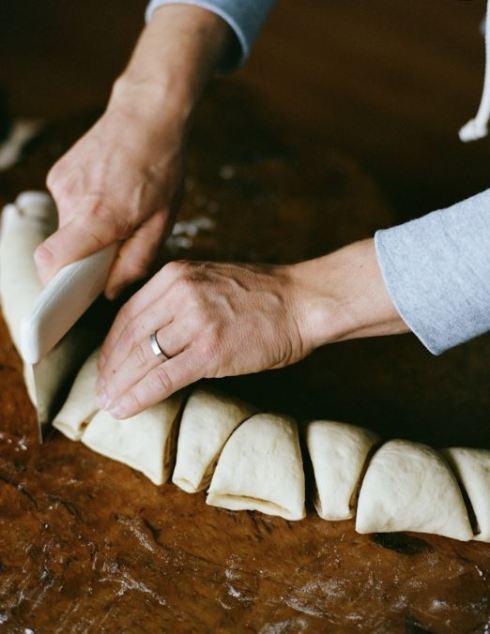recipe Finnish cinnamon buns Kinfolk