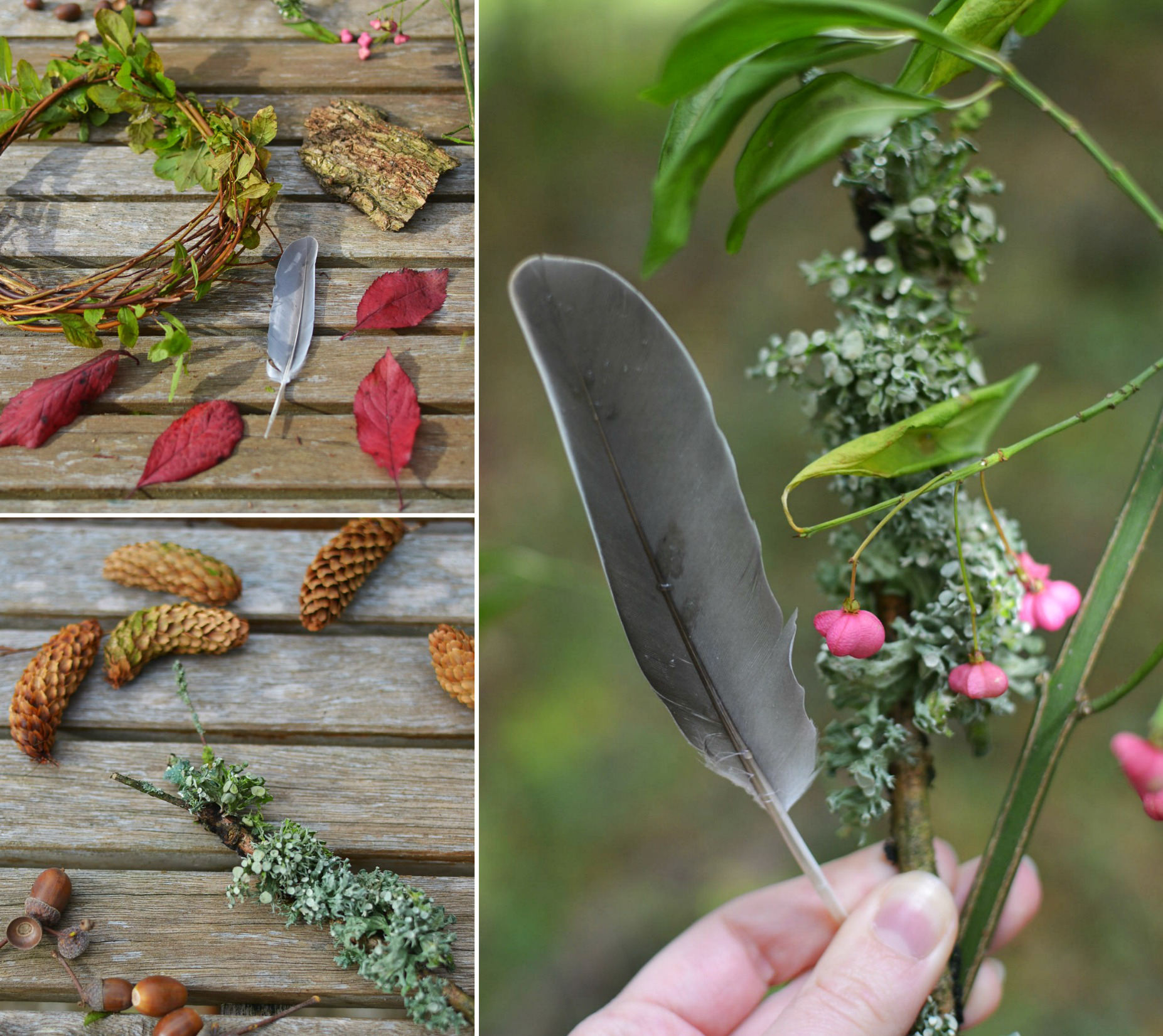 15-minute make: autumn wreath DIY - Decorator's Notebook