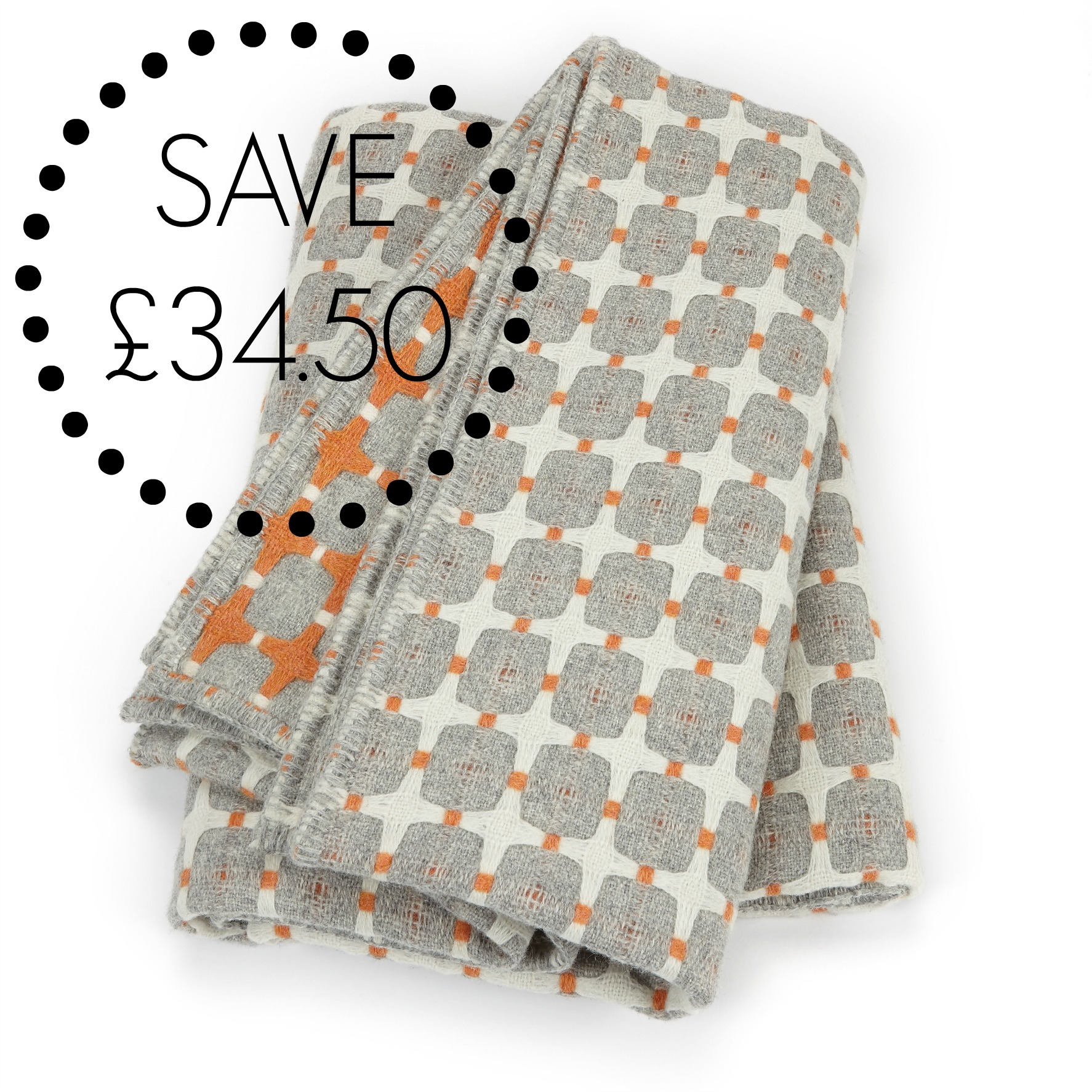 625 Line Welsh Blanket £230 Decorator's Notebook