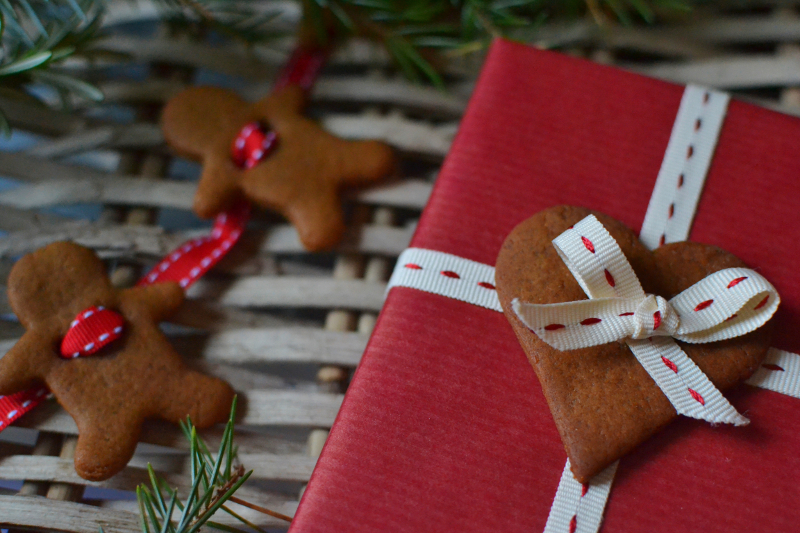 Decorator's Notebook gingerbread cookies recipe
