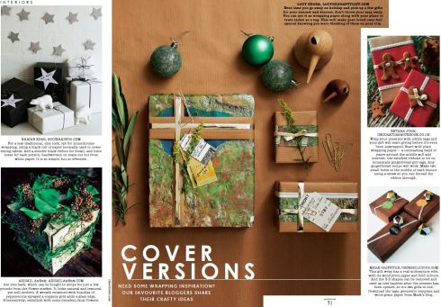 Decorator's Notebook in Sunday Times Style
