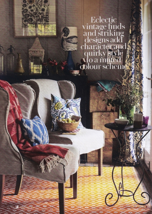 Decorator's Notebook in Country Living 3
