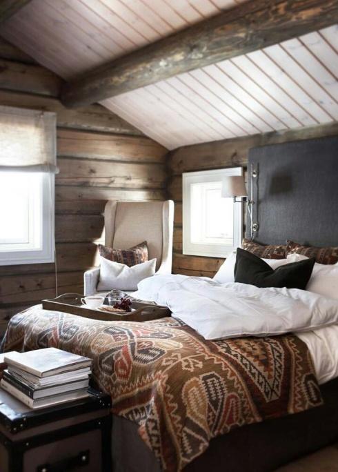 Ideas para decorar tu cama en invierno...