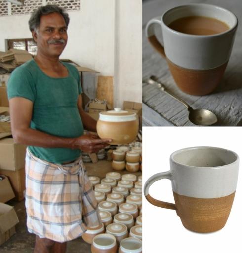 Fairtrade pottery Decorator's Notebook (763x800)